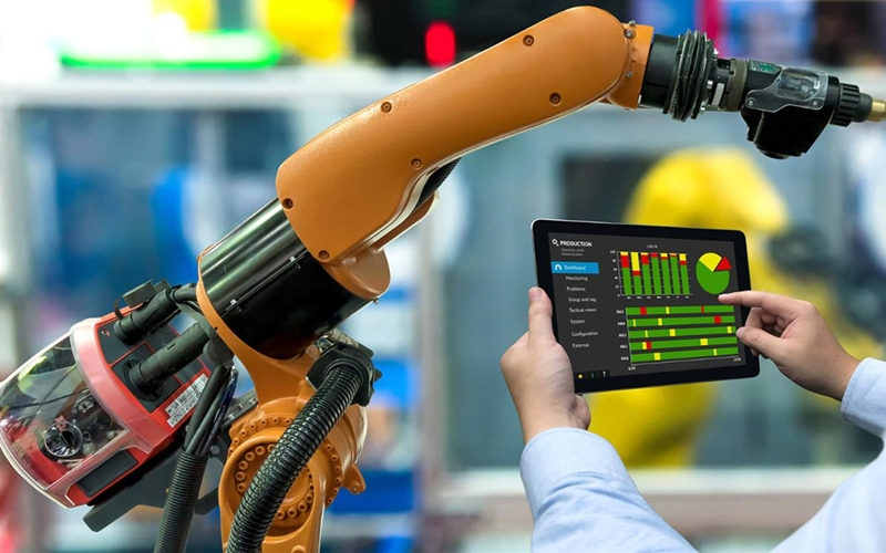 The global trend of automation and digitization is accelerating